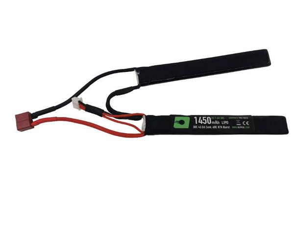 Bilde av NP Batteri Li-Po 7.4V 30C - 1450mAh - Nunchuck Type - DEANS
