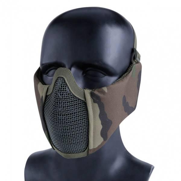 Bilde av Mask 6 - Mesh Beskyttelsesmaske til Airsoft - Woodland
