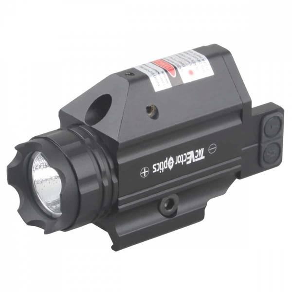 Bilde av Vector Optics - Rød Laser & Lykt Combo - 21mm