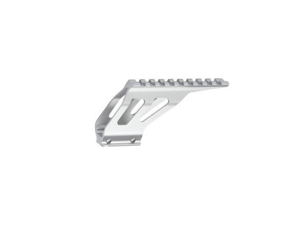 Bilde av CNC Railmount Silver - CZ SP-01 Shadow GBB