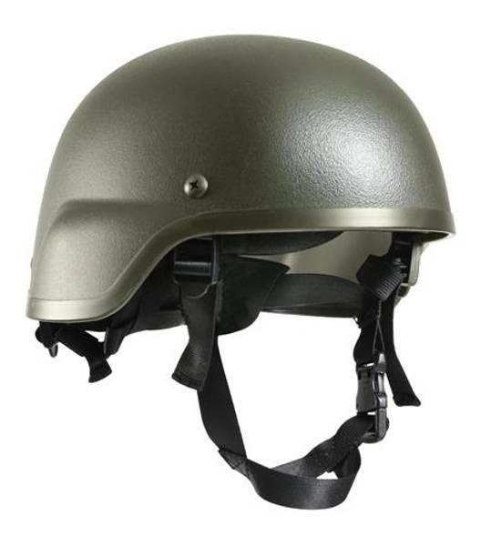 Bilde av ABS Mich-2000 Taktisk Hjelm - OD