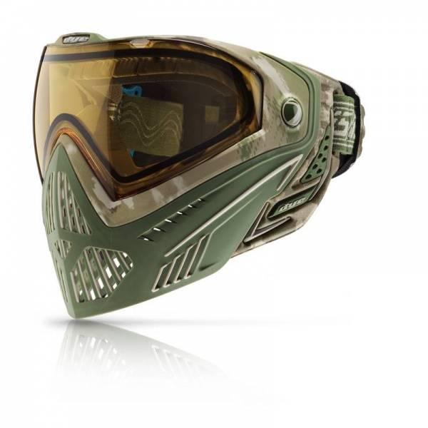 Bilde av Dye i5 - Paintball Maske med Dobbeltglass - Dyecam