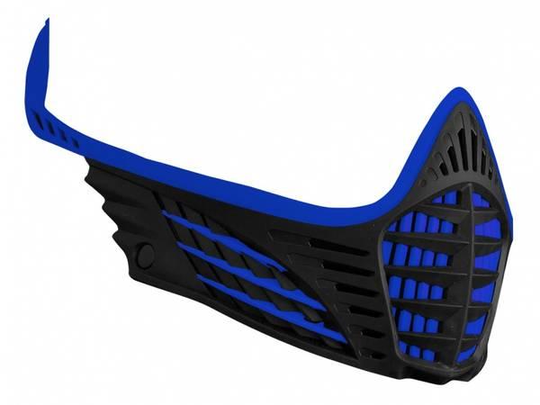 Bilde av Virtue VIO Facemask - Blue/Blue/Black