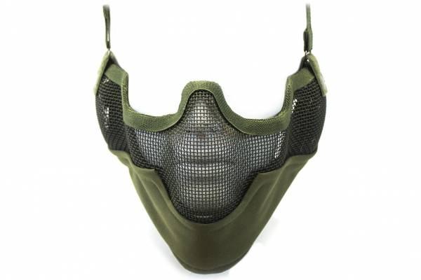 Bilde av Nuprol Mesh Maske med Gitter V2 - Grønn