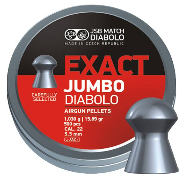 Bilde av JSB Jumbo Exact - 5.52mm - 250stk