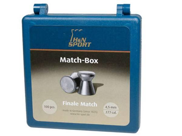 Bilde av H&N Matchbox 100