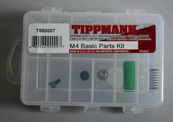 Bilde av Tippmann M4 Basic Parts Kit