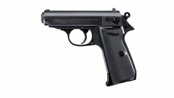 Bilde av Walther PPK/S med Blowback - 4.5mm BB