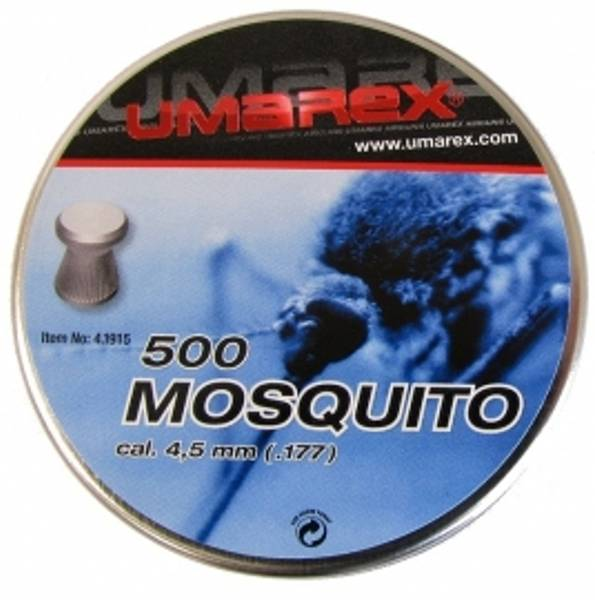 Bilde av Umarex Mosquito 4.5mm Luftgeværkuler - 500stk