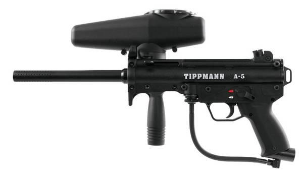 Bilde av Tippmann A5 Co2 Powerpack