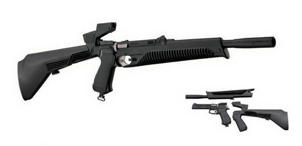 Bilde av Baikal - 651K Pistol/Rifle - 4.5mm