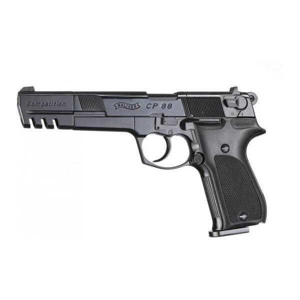 Bilde av Walther CP88 Competition Sort - 4.5mm Pellets