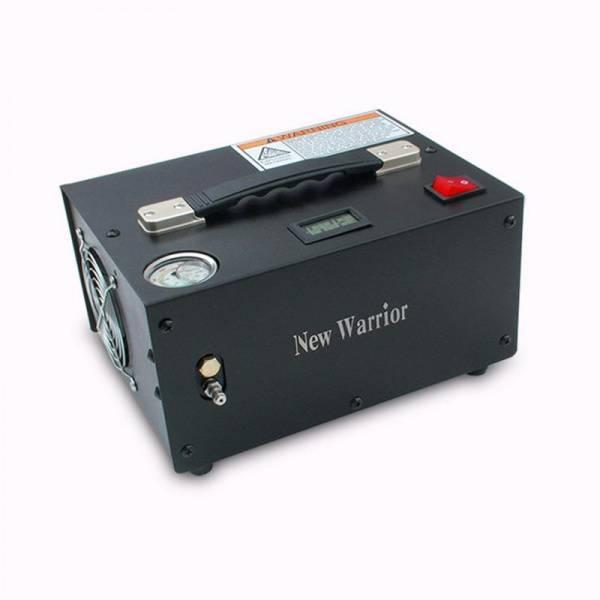 Bilde av New Warrior 12V Elektrisk Kompressor til PCP