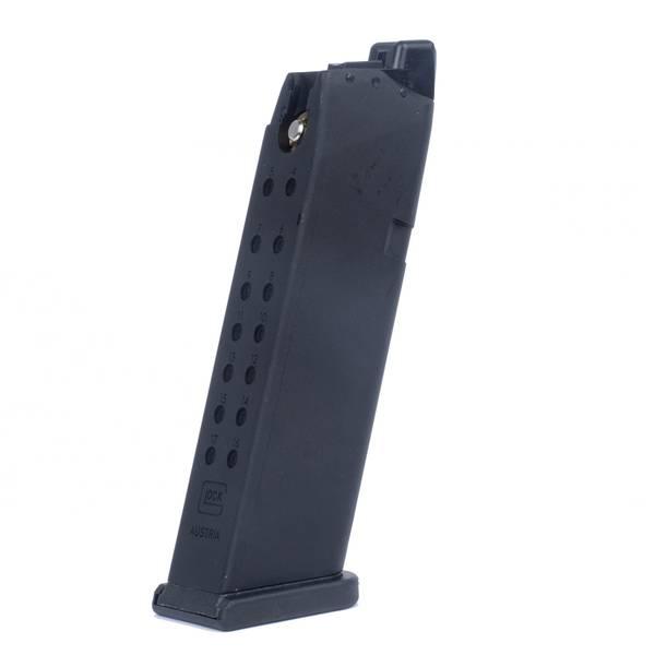 Bilde av Magasin - Glock 17 Gen4 Gass Softgun med Blowback