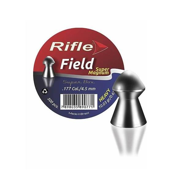 Bilde av Rifle - Super Magnum Heavy Pellets SB 4.5mm - 500stk