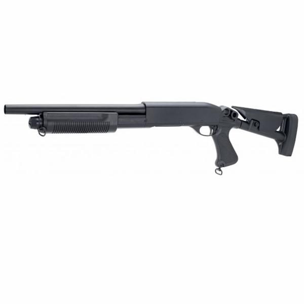 Bilde av Swiss Arms - C6 Fjærdrevet Softgunhagle - Metall
