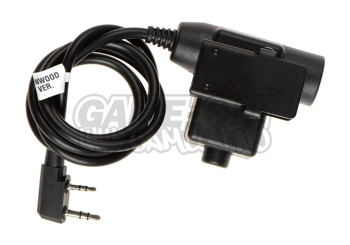 Z-Tactical - U94 PTT Kenwood Connector