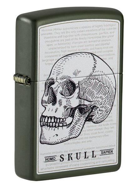 Bilde av Zippo - Anatomy Skull Design - Lighter