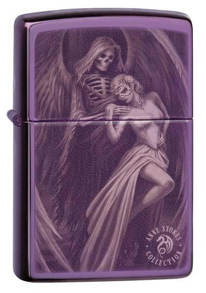 Bilde av Zippo - Anne Stokes Dance with Death - Lighter