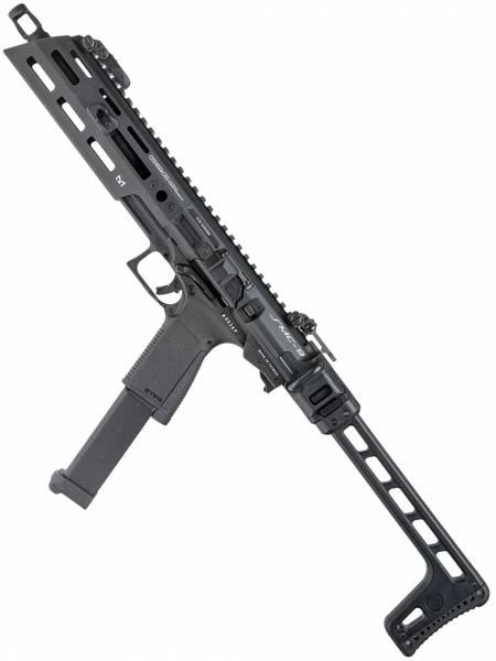 Bilde av G&G - SMC-9 9mm Carbine Kit med GTP9 Airsoft Gas Pistol Inkluder