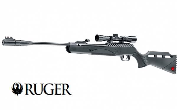 Bilde av Ruger - Targis Hunter Luftgevær med Kikkertsikte - 4.5mm