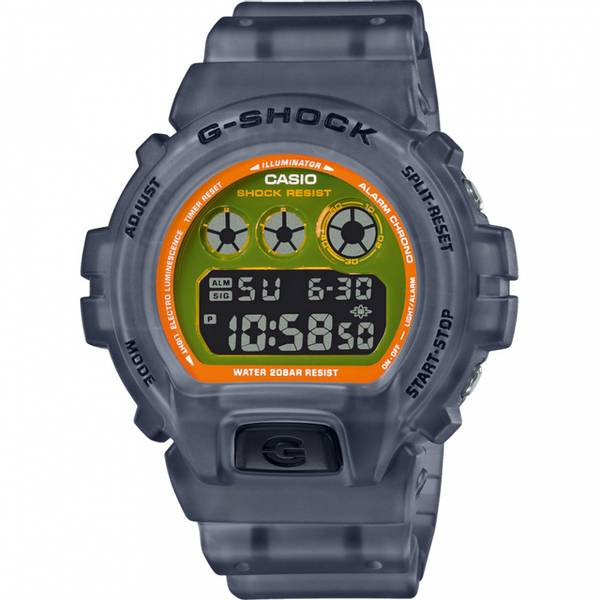 Bilde av Casio - G-Shock Klokke - Basic - Grønn