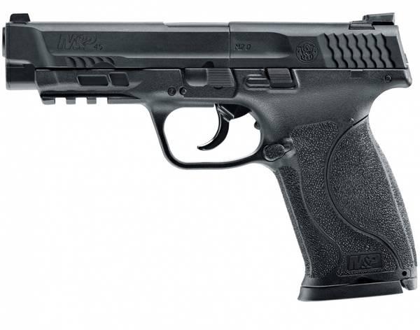 Bilde av S&W - M&P45 M2.0 CO2 Drevet Luftpistol - 4.5mm Pellets