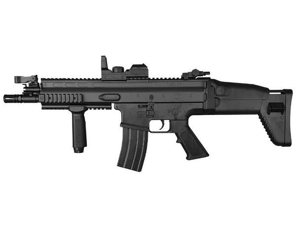 Bilde av FN Scar-L Elektrisk Softgunpakke - Discoveryline