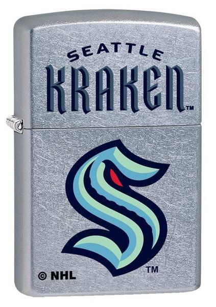 Bilde av Zippo - NHL Seattle Kraken - Lighter