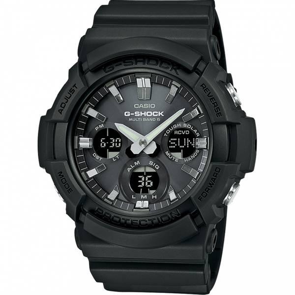 Bilde av Casio - G-Shock Klokke - Basic - Svart - GAW-100B