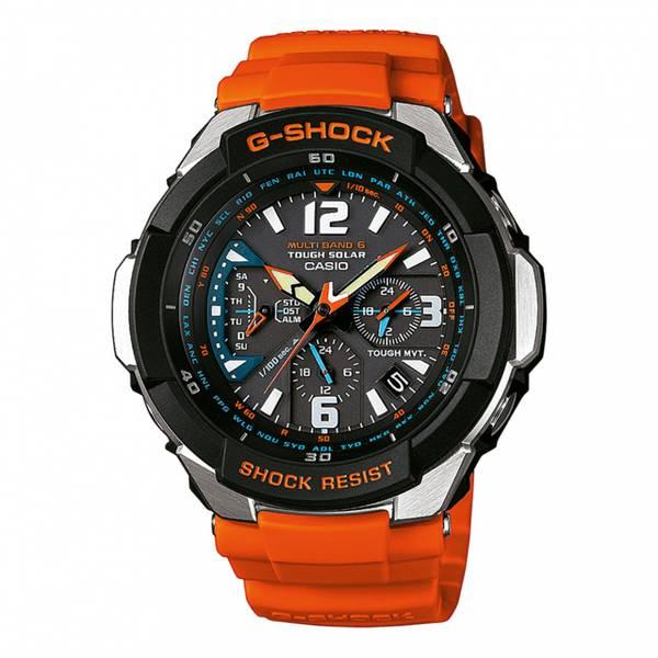 Bilde av Casio - G-Shock Klokke - Premium - Orange - GW-3000M-4AER