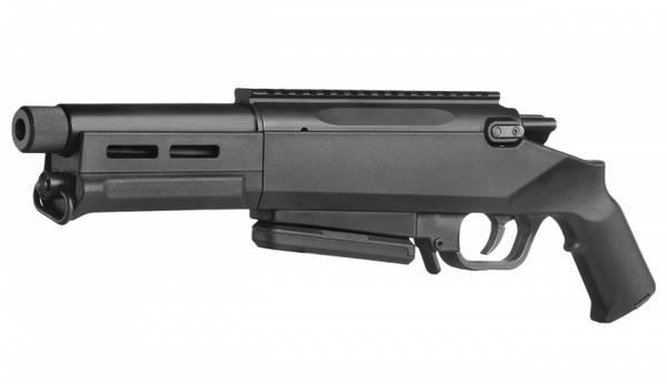 Bilde av Amoeba - Striker AS-03 Bolt Action Softgun Sniper - Svart