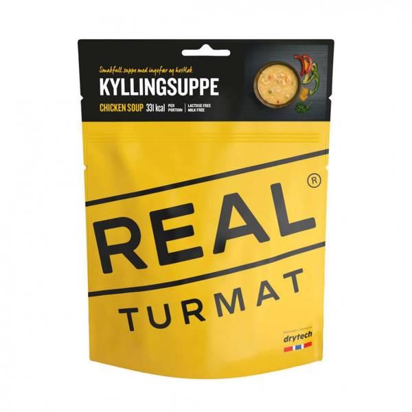 Bilde av REAL Turmat - Kyllingsuppe