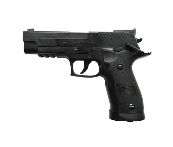 Bilde av Borner - Z226 CO2 Drevet Luftpistol - 4.5mm BB