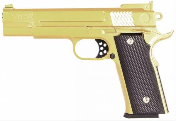 Bilde av Galaxy - G20 (SW M945) Fjærdrevet Softgun Pistol - Full Metall