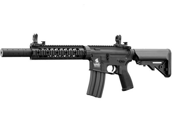 Bilde av Lancer Tactical - LT-15 Gen 2 Elektrisk Airsoft Rifle - Svart (P