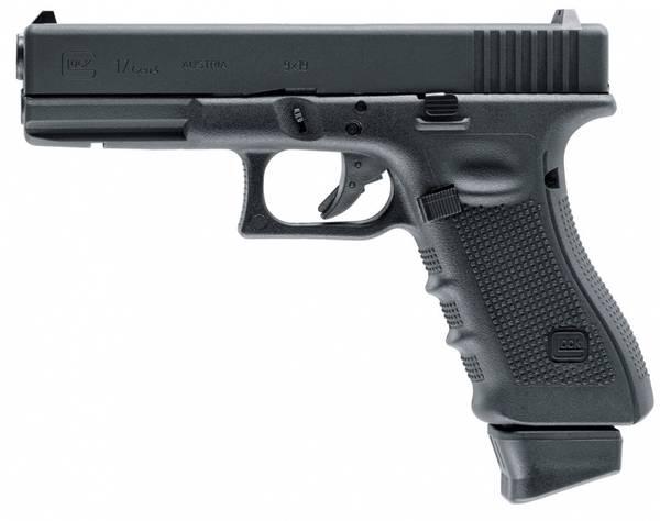 Bilde av Glock 17 Gen 4 - CO2 Drevet Softgun Pistol - GBB