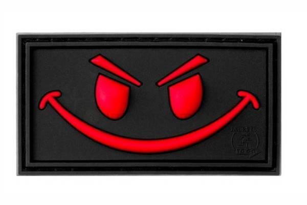 Bilde av Patch - Evil Smile Rubber - Blackmedic