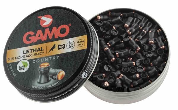 Bilde av Gamo - Lethal Accuracy 4.5mm Pellets til Luftvåpen - 100stk