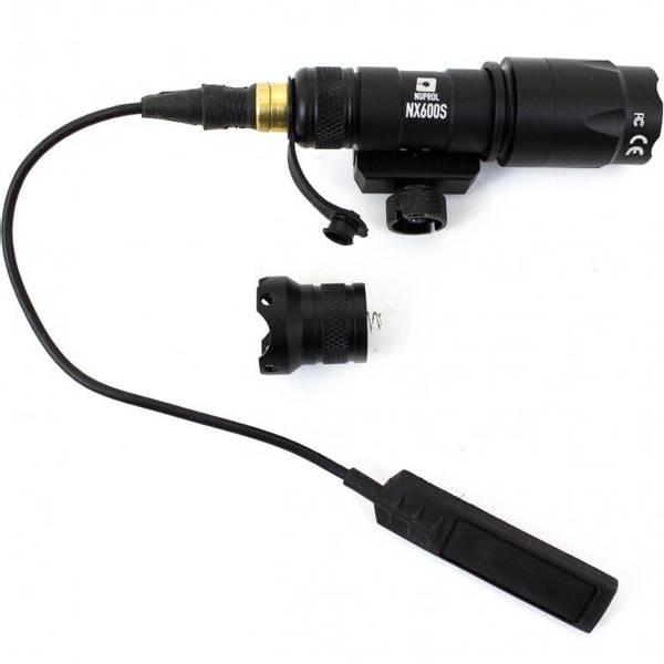 Bilde av Nuprol NX600 Short - Taktisk Lykt - 21mm