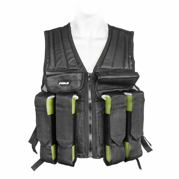 Bilde av Field Light Tactical Vest - Svart