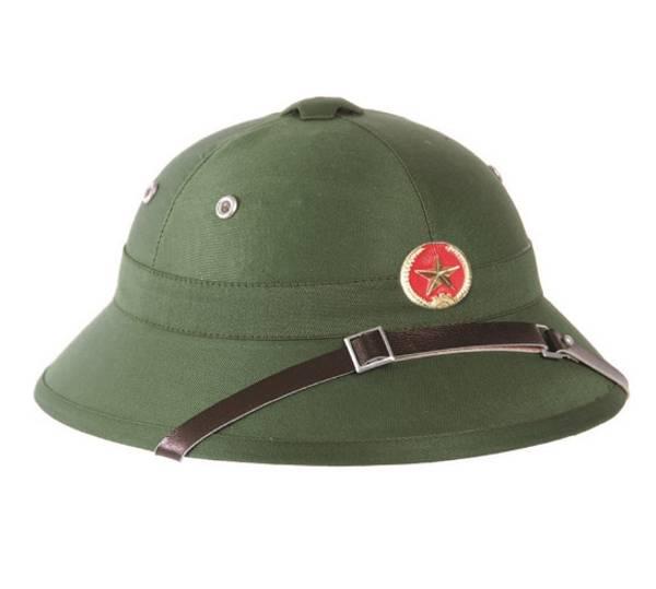 Bilde av Vietcong hjelm