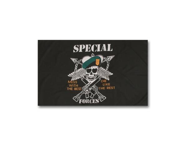 Bilde av Flagg, Special Forces - 90x150cm