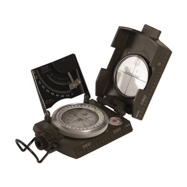 Bilde av Italiensk kompass i metall